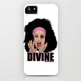 Divine Female Trouble iPhone Case