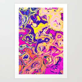 Abstract Design Art Print