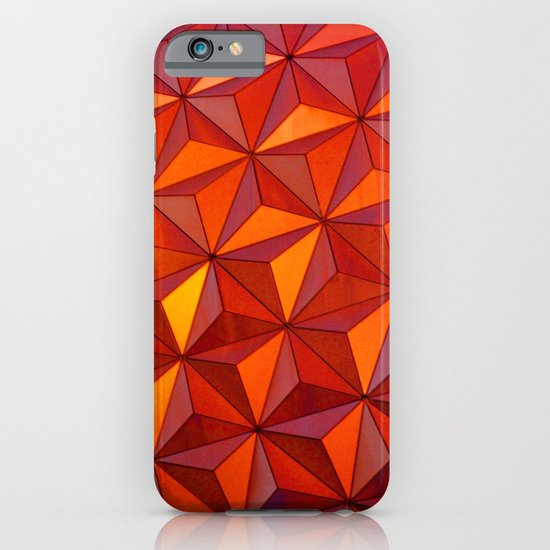 Geometric Epcot iPhone & iPod Case