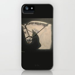 Fleabitten iPhone Case