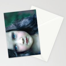 Even in my alternate universe, the rain makes my hair curl.  Stationery Cards