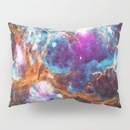 Lobster Nebula Pillow Sham