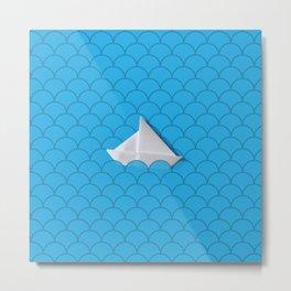 Open Seas Metal Print