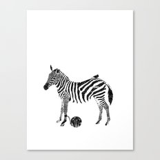 Natrual Prisoner Canvas Print