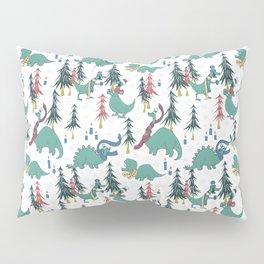 Dinosaur Hygge Pillow Sham
