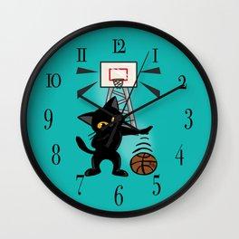 Shoot it Wall Clock