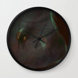 Jabberwocky Wall Clock