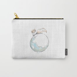 Alice Alphabet C Carry-All Pouch
