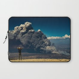Smoke Laptop Sleeve