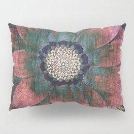 hippie flowers Pillow Sham