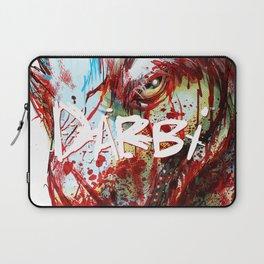 Darbi_Fierce Laptop Sleeve