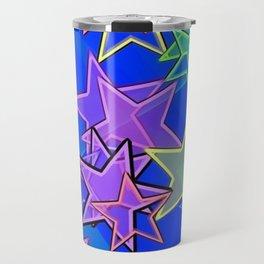 Stars Forever Travel Mug