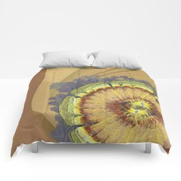 Aware Concord Flower  ID:16165-131626-59460 Comforters