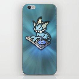 DJ Vaporeon iPhone Skin