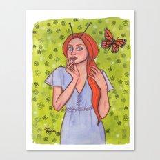 Metamorphan Canvas Print