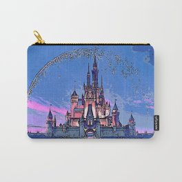Sleeping Beauty's Castle Carry-All Pouch