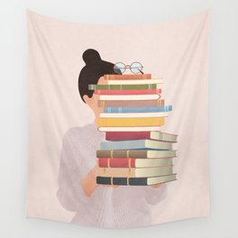 Good Read 01 Wall Tapestry