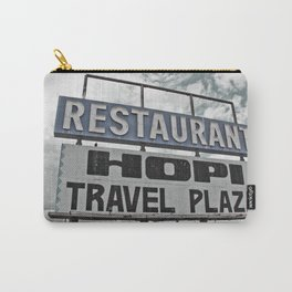 Restaurant Hopi Travel Plaza Carry-All Pouch
