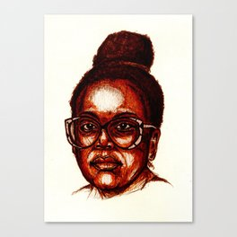 -3- Canvas Print