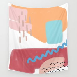 Wall of Wonders Wall Tapestry