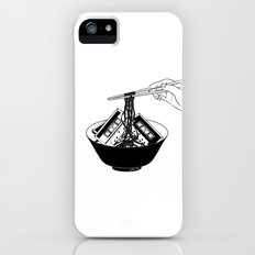 Enjoy Your Meal Slim Case iPhone (5, 5s)