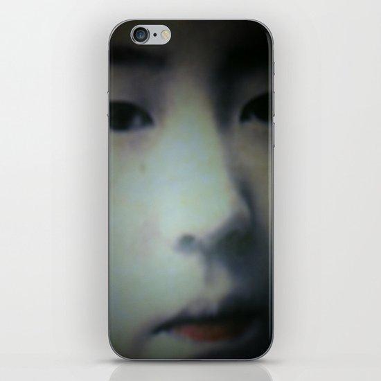 Little Asian Girl iPhone Skin