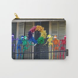 LGBTQ+ Skeletons Partying Carry-All Pouch