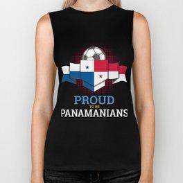 Football Panamanians Panama Soccer Team Sports Footballer Goalie Rugby Gift Biker Tank