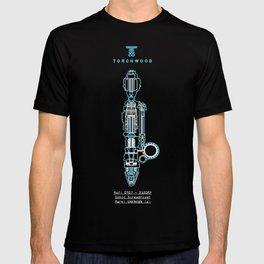 Riversong Screwdriver Blueprint T-shirt
