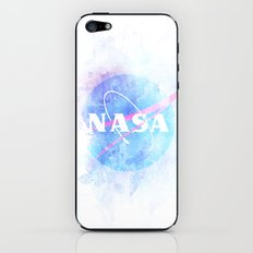 NASA iPhone & iPod Skin