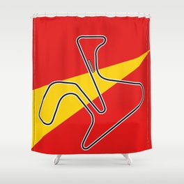Jerez Shower Curtain