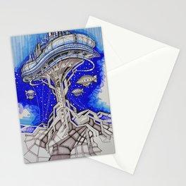 PLATFORM CITY Stationery Cards