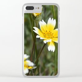 tidy tips Clear iPhone Case
