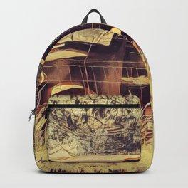 Vintage Truck - Mononoke Backpack