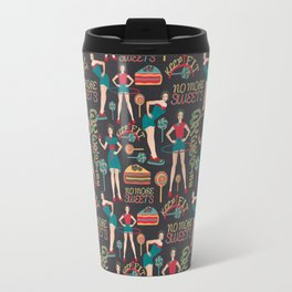 dieters' resolutions Travel Mug