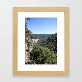 Hawksbill Crag Framed Art Print