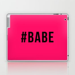 BABE Laptop & iPad Skin