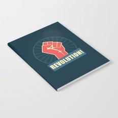 Revolution! Notebook