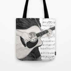 A Few Chords Tote Bag