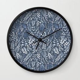 Peppermint (Essential Oil Collection) Wall Clock