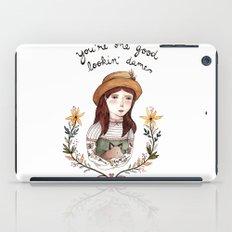 Good Lookin' Dame iPad Case