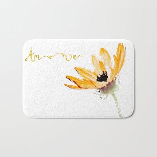 Flower Amore Bath Mat