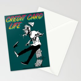 Credit Card Life Stationery Cards