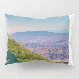 Hills of Color Pillow Sham