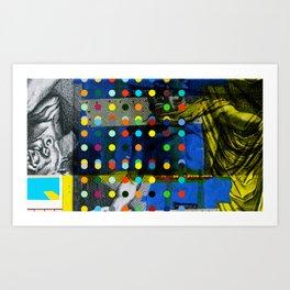 Romano I Art Print