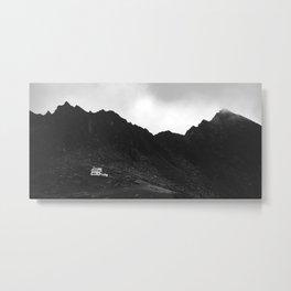 Razor Sharp Metal Print