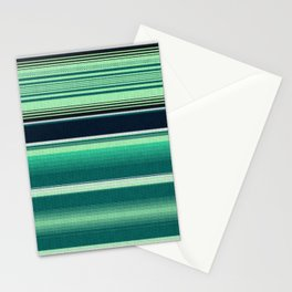 Mexican serape #2 Stationery Cards
