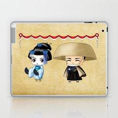 Japanese Chibis Laptop & iPad Skin