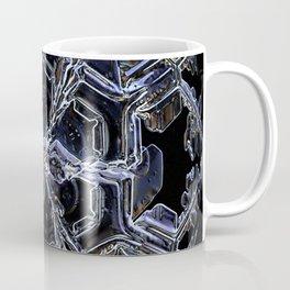 Water as a Crystal, pattern snowflake art on leggings and more! Coffee Mug