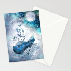 Ailes Night Stationery Cards